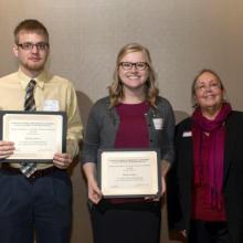 Haakon L. and Carol J Andreasen Scholarship -Michael Zillmer and Melissa Flatley