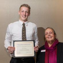 Hansen House Accounting Scholarship - James Wilson