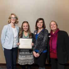 Health Care Management Internship Scholarship - Bailey Vollom