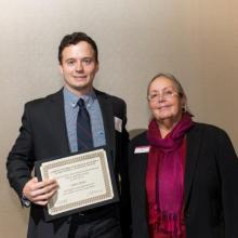 Jeffrey Hovis Business and Environmental Studies Scholarship - Andrew Burke