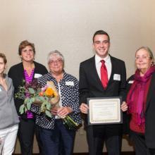 John and Carol Lilyquist Family Scholarship - Brandon Evancevich