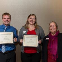 John M. and Sandra L. Holten Scholarship - Jordan Redepenning - Hope Hollasch