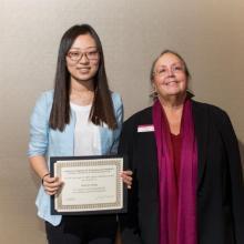 Joseph M Thell Family Scholarship - Qianyu Zhang
