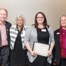 Karen S and Charles H Andresen Scholarship-Lindsey Bennett
