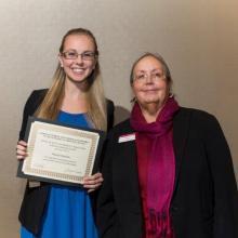 Kjell R. and Rosemary J. Knudsen Dean Emeritus Scholarship - Rachel Heidorn