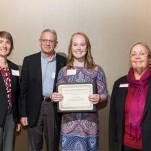 Lauring ReMAP Family Scholarship - Kelsey Schultze