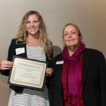 Lawrence and Jennifer Johnson Development Scholarship - Kaylie Brooks