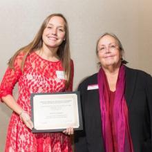 Lloyd D and Audrey E Ratkovich Family Scholarship - Devin Lenzmeier