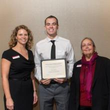 Management Studies Department Scholarship for Academic Excellence -Kyle Schalow