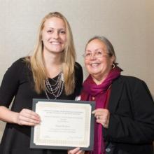 Matthew G Chutich Memorial Scholarship - Megan Brodeen