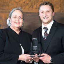 Thomas Gand, Academic Excellence Award in Human Resource Management