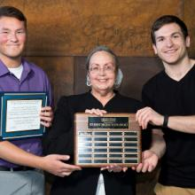Student Healthcare Management Association, Student Organization Award