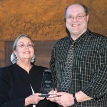 Tracey Bolen, Staff Service Excellence Award
