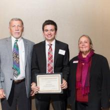 Nicholas M Pierce Memorial Scholarship - Ryan Woitalla