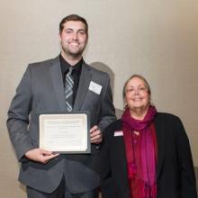 Scott and Lorrie Bradt Scholarship - Cory Bolen