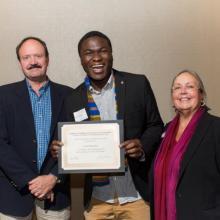 Shusterich Scholarship - Jireh Mabamba