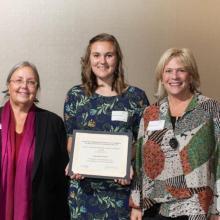 WestmorelandFlint Excellence Scholarship - Samantha Plante