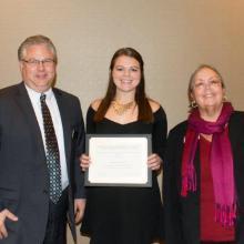 WIPFLi Foundation Accounting Scholarship - Jennifer Goeman