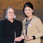 Ariuna Taivan, Teaching Excellence Award (0-6 years of service)