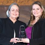 Georgina Spears, Staff Excellence Award