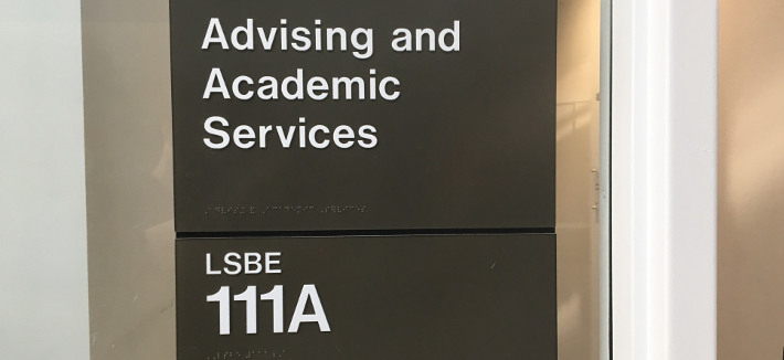 Advising and Academic Services